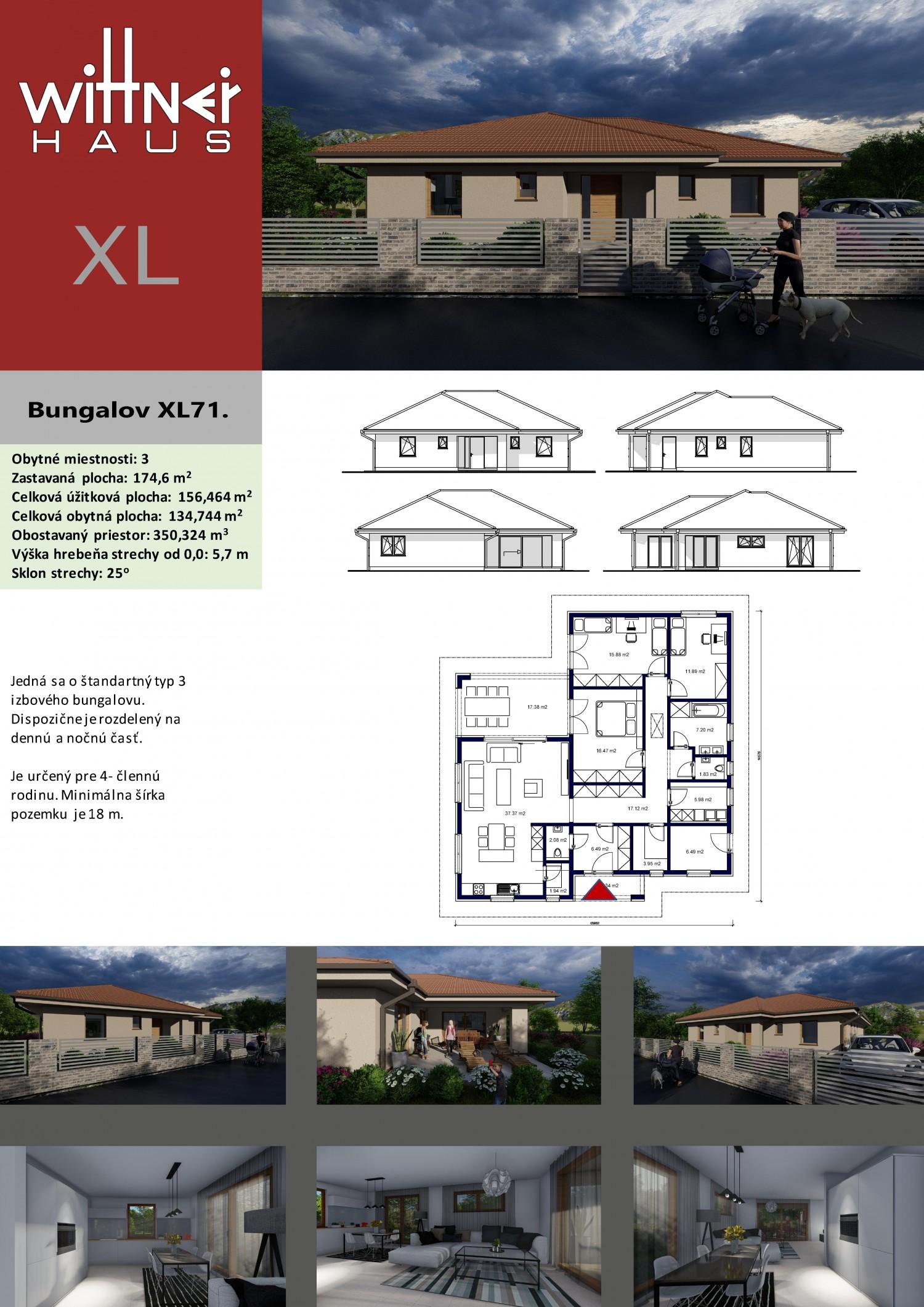 Bungalov XL
