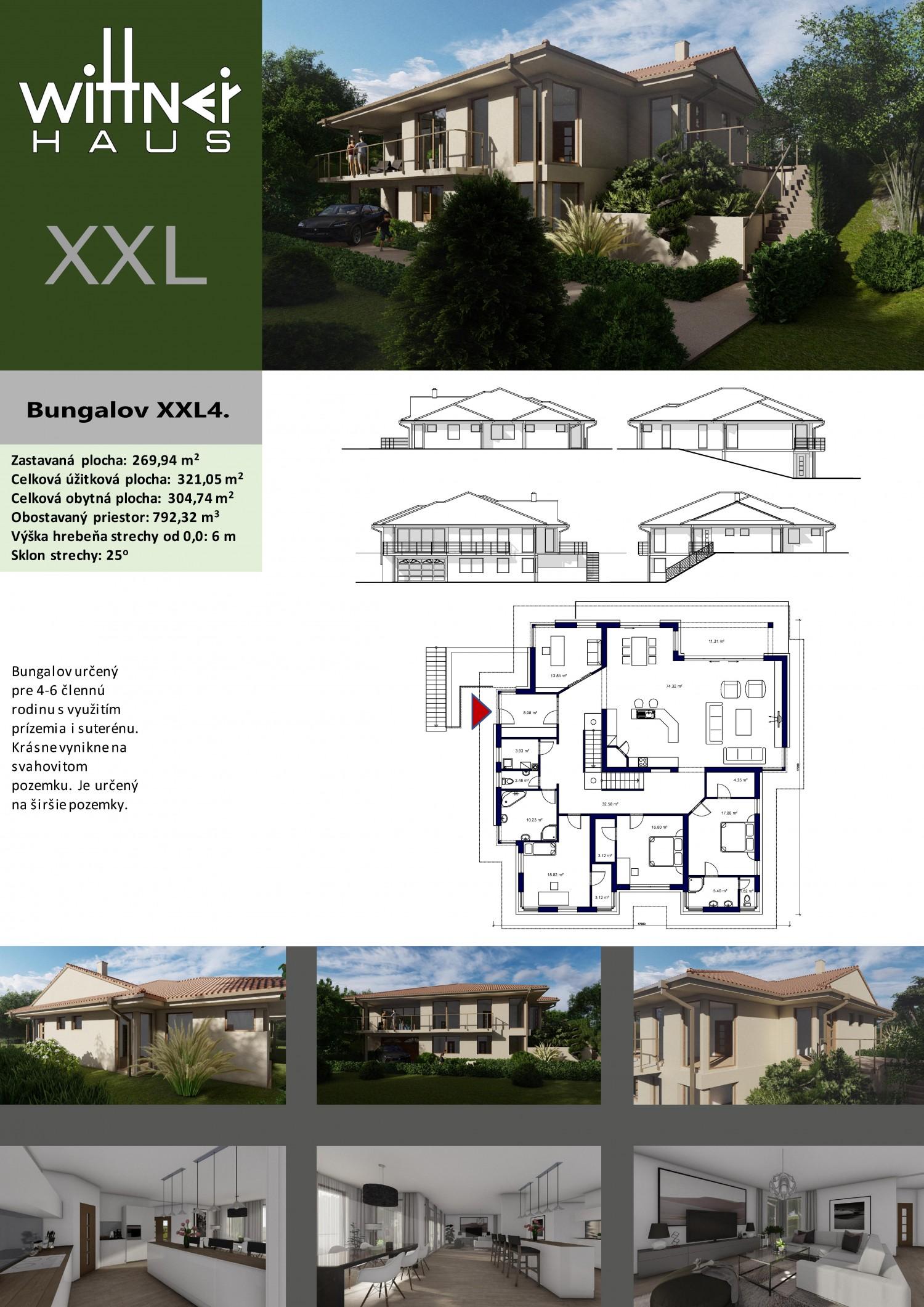 Bungalov XXL
